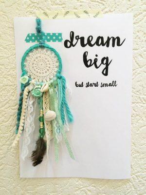 aqua dromenvangertje