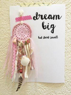 roze dromenvanger 1