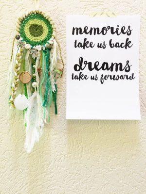 groene dromenvanger