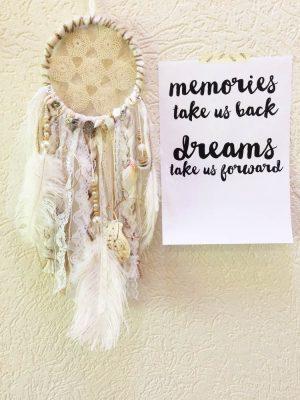witte dromenvanger